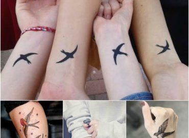 20 Best Swallow Tattoo Design Ideas