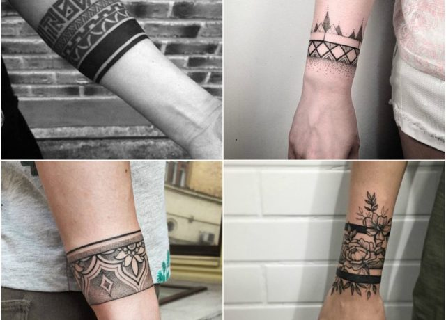 15 Cool and Unusual Armband Tattoo Design Ideas