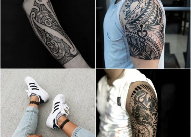 10 Awesome Maori Tattoo Design