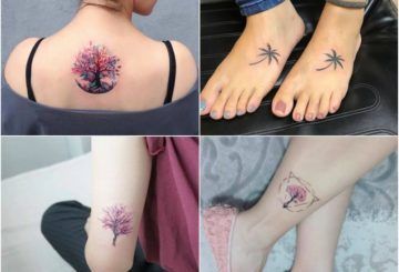 15 Fascinating Tree Tattoo Designs with Meaning
