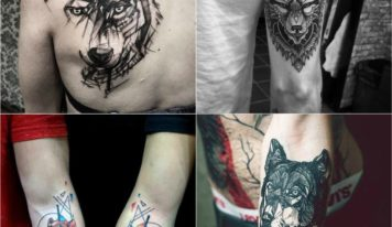 10 Coolest Wolf Tattoo Ideas
