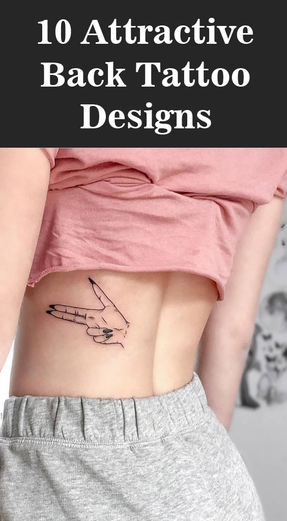 Back Tattoo Designs