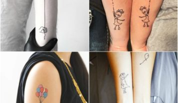 10 Amazing Balloon Tattoo Design Ideas