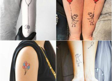 10 Amazing Balloon Tattoo Design Ideas