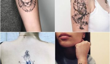 Best Zodiac Tattoo Design Ideas