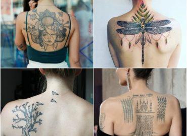 10 Attractive Back Tattoo Designs