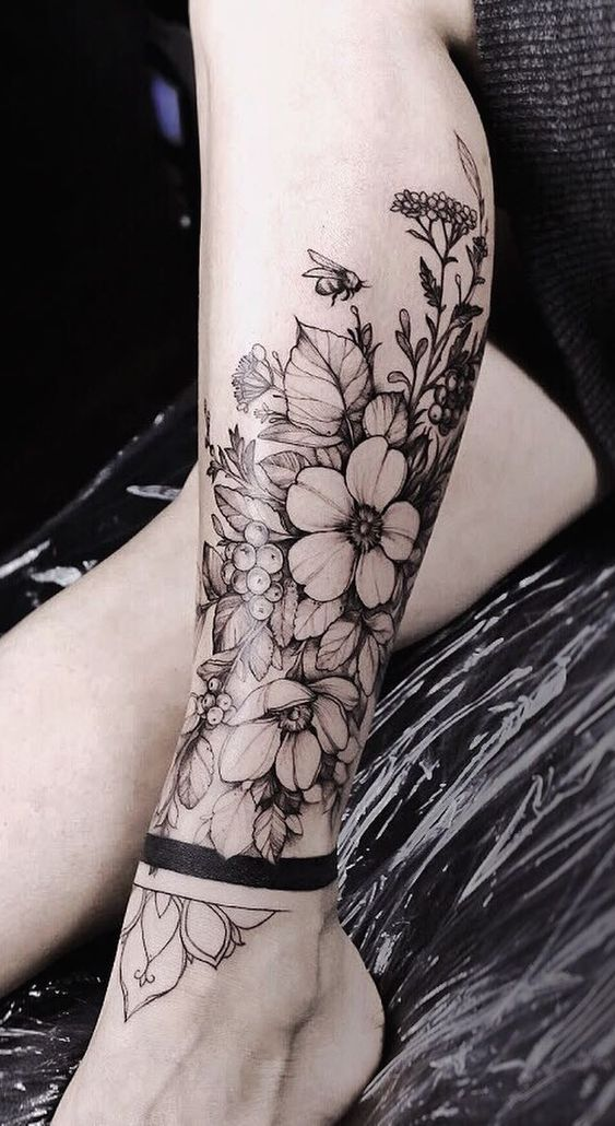 Feminine Tattoo Designs