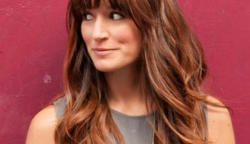 Hairstyles For Square Faces Women