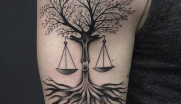 10 Best Libra Tattoo Design Ideas