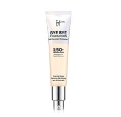 It Cosmetics Bye Bye Foundation with SPF 50+