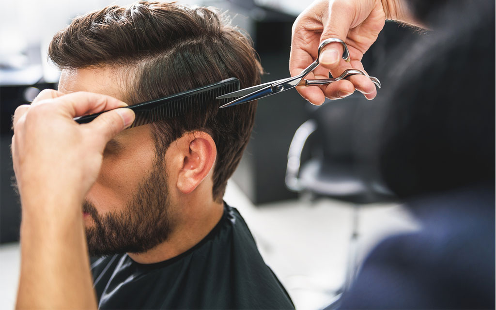 Men's Hair Care Routine