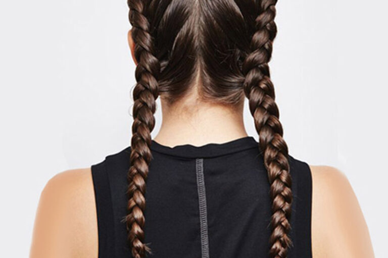 Top 10 Two Braids Hairstyles