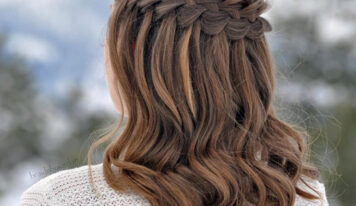Top 10 Waterfall Braids Hairstyle Ideas