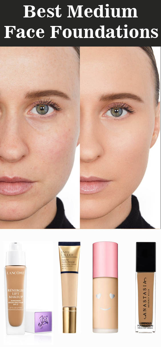 Medium Face Foundations