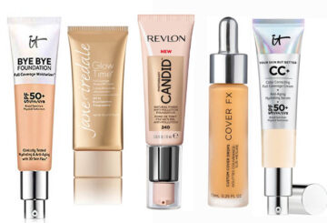 10 Best Cream Face Foundations