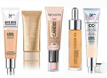 10 Top Cream Face Foundation to Get a Glam Look