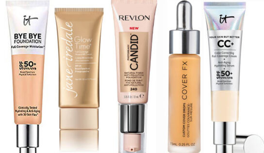 10 Best Cream Face Foundations