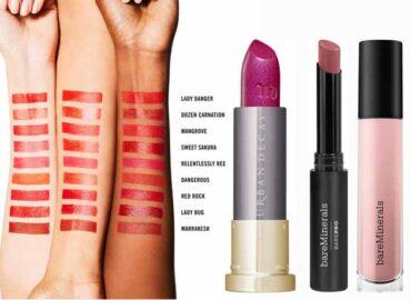 10 Top Cream Lipsticks That are Super Comfortable