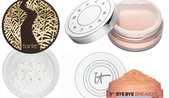 10 Best Normal Face Powders