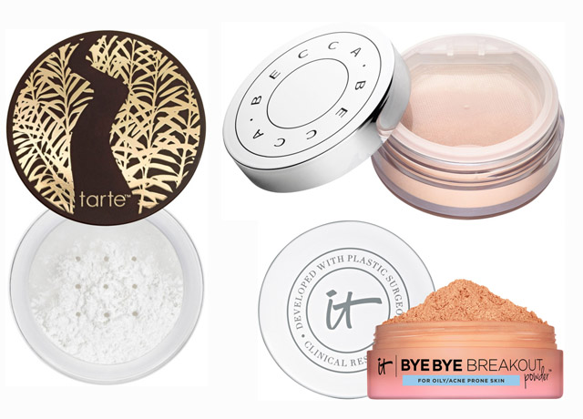 Normal Face Powders