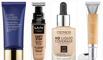 10 Best Full Face Foundations
