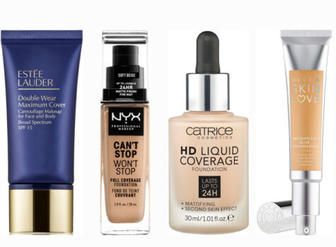 10 Best Full Face Foundations Perfect for All Types of Skin