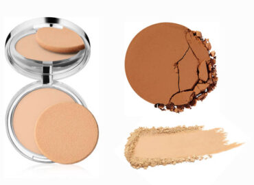 10 Pressed Powder Face Foundation For all Skin Types