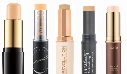 10 Best Stick Face Foundations