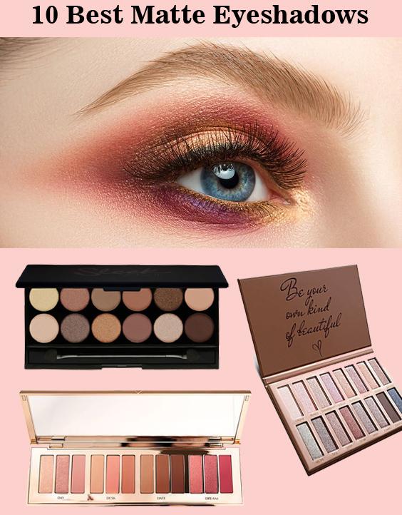 Best Matte Eyeshadows