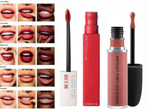 10 Best Matte Lipsticks to Get a Quick Makeover