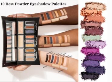 10 Best Powder Eyeshadows For a Complete Makeover