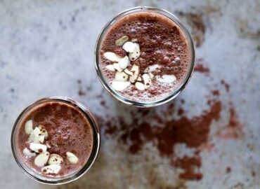 3 Tips to Prepare Healthy Chocolate Smoothie