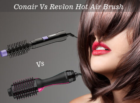 Conair Vs Revlon Hot Air Brush – Choose The Best
