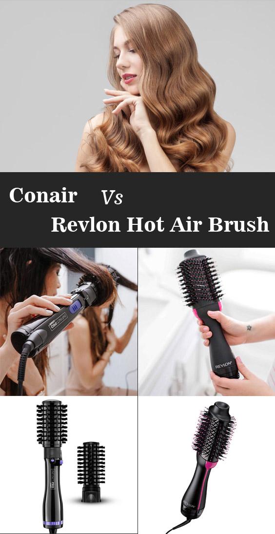 Conair Vs Revlon Hot Air Brush