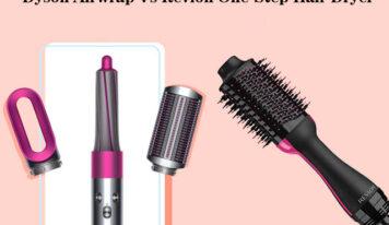 Dyson Airwrap Vs Revlon One-Step Hair Dryer – Choose The Best One