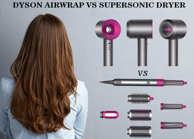 Dyson Airwrap Vs Supersonic Dryer