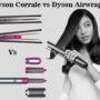 Dyson Corrale vs Dyson Airwrap