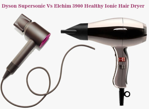 Dyson Supersonic Vs Elchim 3900 Healthy Ionic Hair Dryer