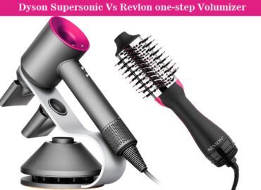 DYSON Supersonic Vs REVLON One-Step Volumizer Hair Dryer-Choose the Best