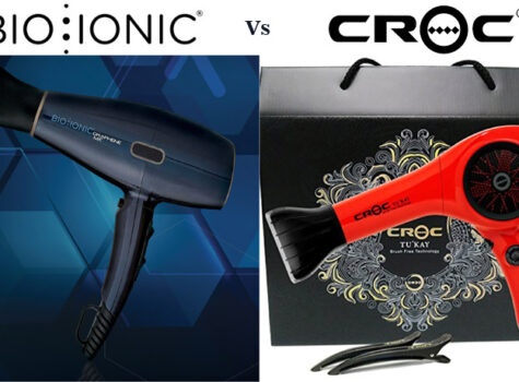 BIO IONIC Graphene MX Vs Croc Hybrid Hair Dryer – Choose The Best One