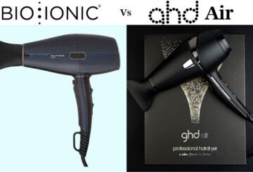 BIO Ionic Graphene MX VS GHD Air Professional Hair Dryer – Choose The Best One