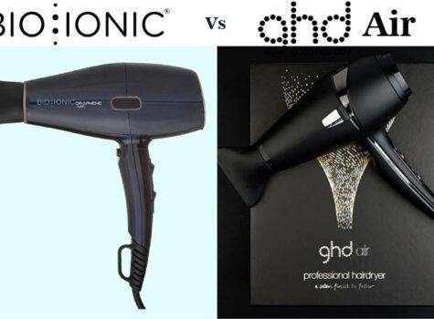BIO Ionic Graphene MX VS GHD Air Professional Hair Dryer – Choose The Best One