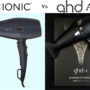 BIO Ionic Graphene MX VS GHD Air Professional Hair Dryer