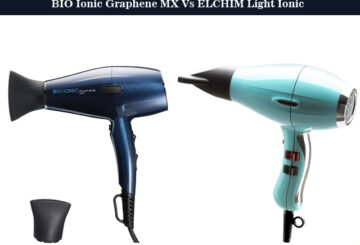 BIO Ionic Graphene MX Vs ELCHIM Light Ionic Hair Dryer – Choose The Best One