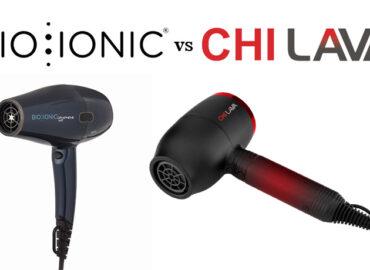 Bio Ionic Graphene Mx Vs Chi Lava Hair Dryer – Choose The Best One