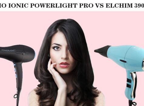Bio Ionic Powerlight Pro Vs Elchim 3900 Healthy Ionic Hair Dryer – Choose The Best
