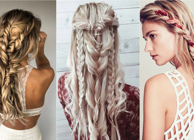 Top 10 Boho Braids Hairstyle Ideas