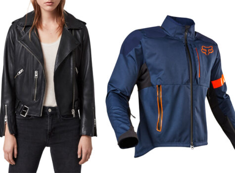 How You Can Choose A Biker Jacket