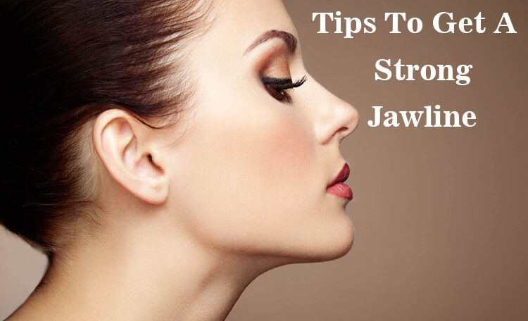A tips better jawline for 5 Ways