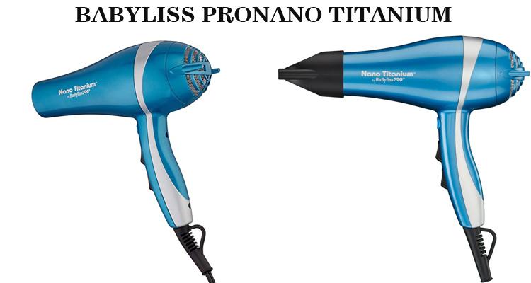 BaBylissPro Nano Titanium